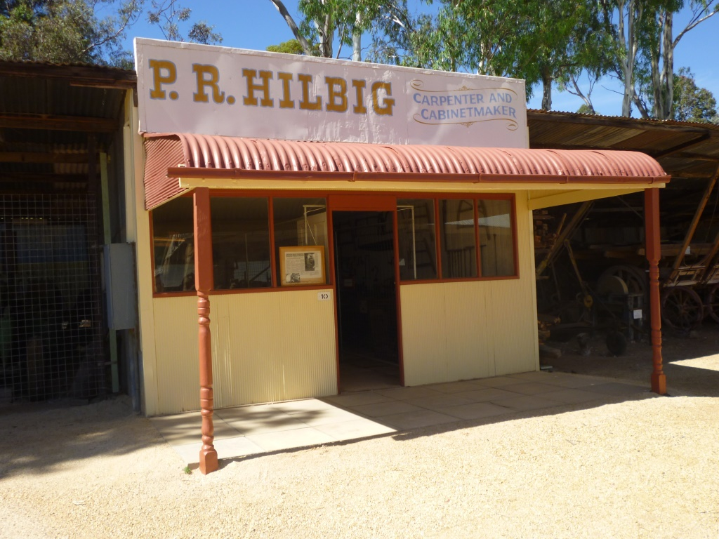 Carpenter's Workshop - Loxton Historical Village