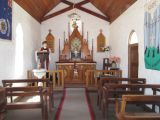 Inside the Pioneer Memorial Church at The VIllage - Historic Loxton